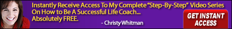Law of Attraction Coaching Course - Christy Whitman